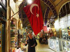 トルコ旅行<7 / イスタンブール・グランドバザール、スュレイマニエ・ジャーミィ