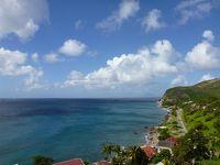 2013年末〜 カリブ海周遊(4) セントマーチンから島巡り−St. Eustatius