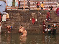 インドに呼ばれてみた③ これぞ、ザ・インド!聖なる川が流れる街