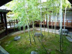 *京都・冬散歩 1日目 ~特別公開の庭園と建築美をめぐる定期観光バス~