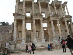 トルコ~世界遺産の旅:3泊目(エフェス)