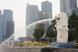 【シンガポール&バリ島】1日目~2日目 シンガポール経由観光&バリ島へ