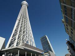 2013.12 東京散歩② 押上~六本木