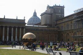 2013秋、イタリア旅行記2(24)ヴァチカン、サンピエトロ大聖堂