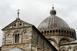 2013秋、イタリア旅行記2(32)ピサ、ピサの斜塔、ピサ大聖堂、内装