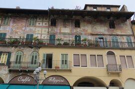2013秋、イタリア旅行記2(37)ミラノからヴェローナへ、アディジェ川、ヴェローナ旧市街