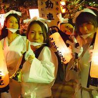 小正月に・・・市民の一大イベント!大崎八幡宮・どんと祭&裸参り
