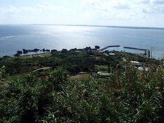 宮古島から...神の島 大神島へ  2014年1月 (初の大神島は、人も気温もあたたかい)