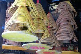 2013夏、中国旅行記23(15):7月21日(5):マカオの世界遺産巡り、媽閣廟(マ・コー・ミュー)、ポルトガルの祭