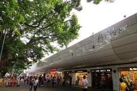 2013夏、中国旅行記23(16):7月21日(6):香港、マカオから香港へ、市街散策、九龍公園、アニメ・キャラクター像