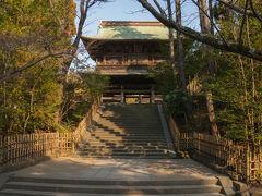 冬の鎌倉散策