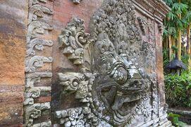 2013春、インドネシア旅行記2(10)バリ島、王宮跡、ウブド芸術村散策