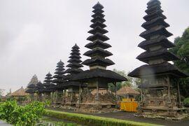 2013春、インドネシア旅行記2(19)バリ島、世界文化遺産のタマン・アユン寺院