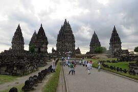2013春、インドネシア旅行記2(26)ジャワ島、ブランバナン寺院