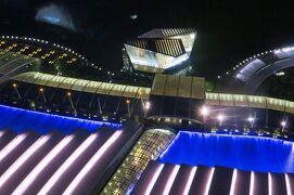 2013春、インドネシア旅行記2(31:本文完)深夜便でチャンギ国際空港出発、セントレア国際空港に早朝帰国