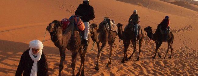 年末年始スペイン&モロッコ一人旅。マラ...