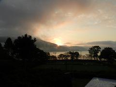 極上のホテルステイ『ロテル・デュ・ラク』後編/起床~チェックアウト◆2013年・湖北の紅葉めぐり≪その2≫