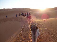 年末年始モロッコ~スペイン縦断の旅 4(サハラツアー②)