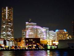 かながわ 横浜川崎・工場夜景クルーズ 2014厳冬