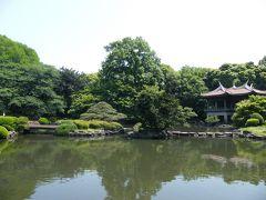 東京の庭園、新宿御苑