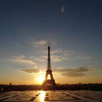 冬のパリとベルギー 1