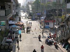 デモだけど、初めてのバンコクに出発!1日目