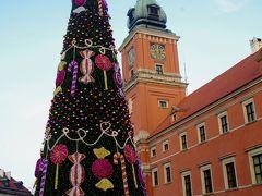 「可愛い!」が見つかる国ポーランドVol.4 溶け合う光とワルシャワの冬景色