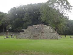 【Day.4】グアテマラのチキムラから国境越えてホンジェラス・コパン遺跡へ@2013年末は中米5ヶ国&コロンビア11日間の旅【作成中】