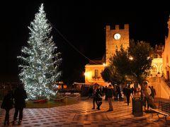 2013冬のシチリア7泊8日★2 タオルミーナ