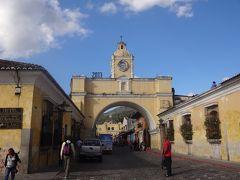 【Day.5】ホンジェラス・コパンからバスとタクシーを乗り継いで一気にグアテマラのアンティグアへ@2013年末は中米5ヶ国&コロンビア11日間の旅