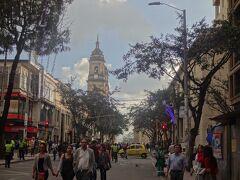 【Day.8】ニカラグアのマナグアから飛行機を乗り継いでコロンビアのボゴタ@2013年末は中米5ヶ国&コロンビア11日間の旅