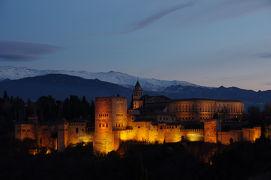 年末年始 スペイン・オーダーメイド旅行(5) グラナダで年越し→バルセロナ