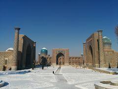 年末年始ウズベキスタン(ヒヴァ、ブハラ、サマルカンド、タシケント)