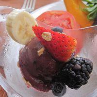 2014年ハワイ…カハラホテルの朝食ビュッフェとザベランダのアフタヌーンティ…
