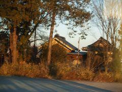 土蔵造の本殿がある神社(埼玉県熊谷市)