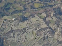 2014新春、ネパール旅行記(4)1月22日(3):ネパール、カトマンズ国際空港到着、陸路でバクタプルへ
