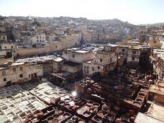 年末年始モロッコ~スペイン縦断の旅 6(フェズ)