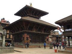2014新春、ネパール旅行記(6)1月22日(5):バクタプル、マッラ王国跡のダルバール広場