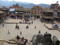 2014新春、ネパール旅行記(7)1月22日(6):バクタプル、トゥマディ広場、ニャタポラ寺院、バイラヴナート寺院