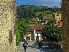 2013年 スペイン Madrid発、12の町を15泊で周遊の旅 /Santillana del Mar & アルタミラ洞窟編
