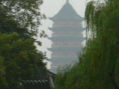 上海から南京行の新幹線に乗り蘇州に行きました