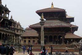 2014新春、ネパール旅行記(13)1月23日(4):パタン、ダルバール広場、旧王宮、タレジュの鐘、クリシュナ寺院