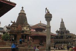 2014新春、ネパール旅行記(15)1月23日(6):パタン、ダルバール広場、クリシュナ寺院、タレジュの鐘