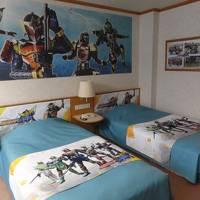 白樺湖畔でのスノボ&仮面ライダールームのお部屋で過ごす週末☆彡