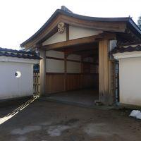 福井城址を歩く(内堀公園から城跡・福井神社へ)