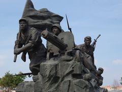2013年北朝鮮旅行記その7 戦勝記念館、万寿台、金日成広場