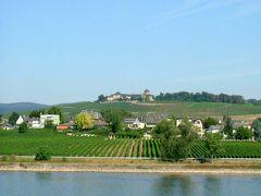 ≪ヨハネスベルグ城Schloss Johannisbergのワインの使者≫