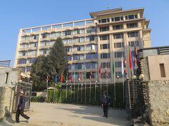 2014新春、ネパール旅行記(40)1月27日(2):帰国の朝のカトマンズ市内散策、カトマンズ国際空港へ