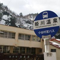 鉄道が楽しめる姫川温泉