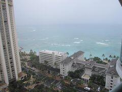 強風!寒~いハワイ1